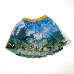 Harry Potter Quidditch Tulle Tutu Skirt Sz 2T